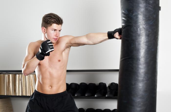Kickboxing crema asd