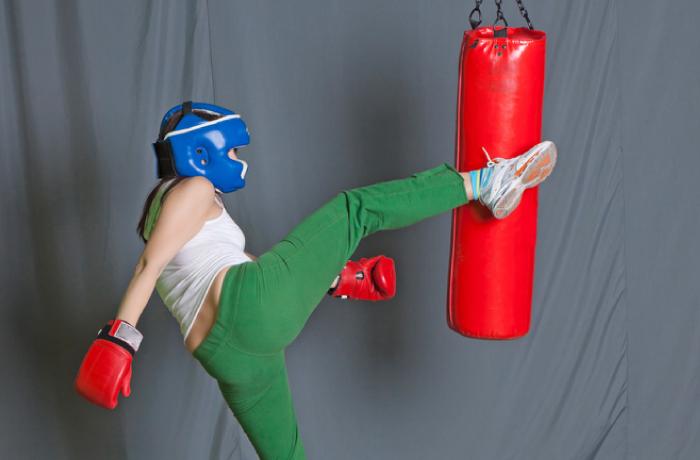 Kickboxing ikebana a.s.dilettantistica